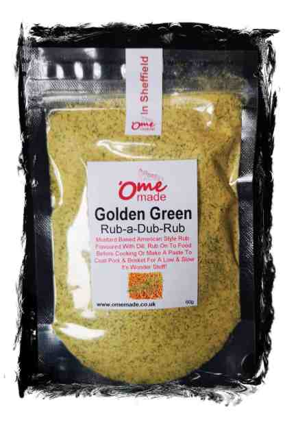 \Golden Green Rub-a-Dub-Rub