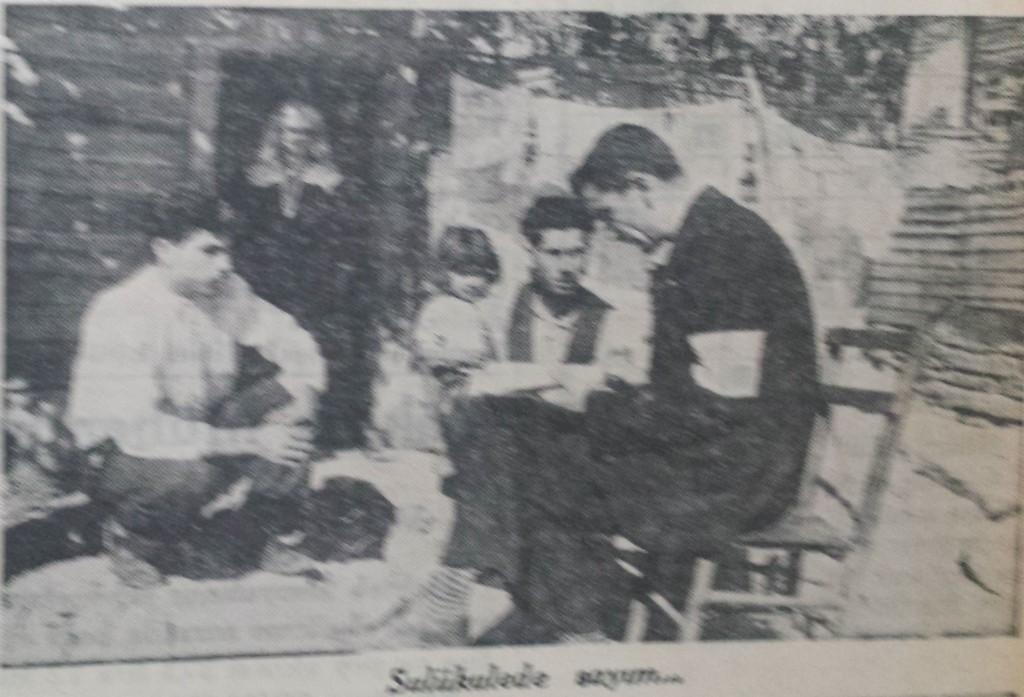 1935 Nüfus sayımında Sulukule