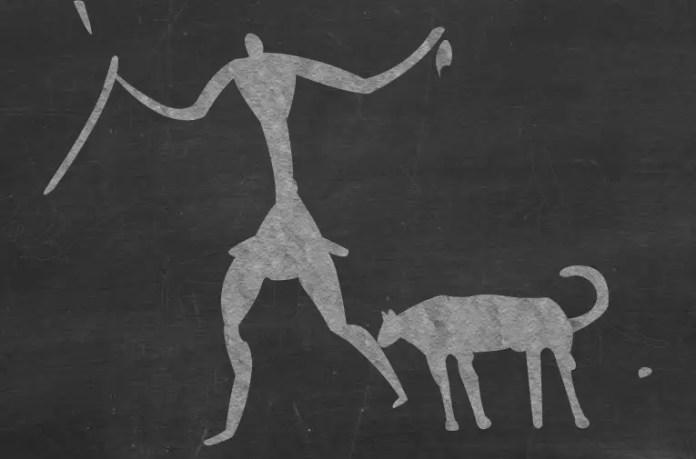 domesticação do cão