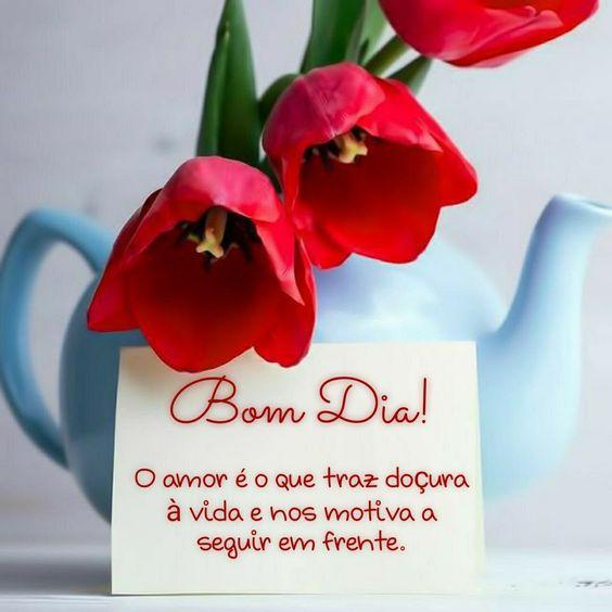 Bom dia com amor