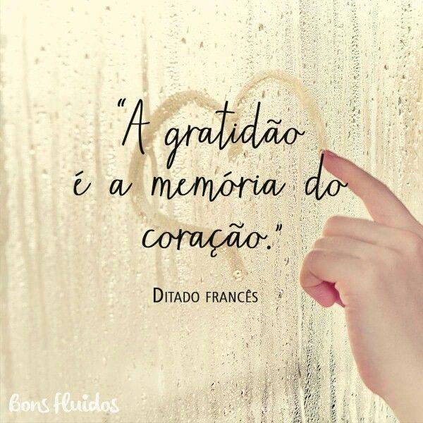 Seja grato por cada novo dia.