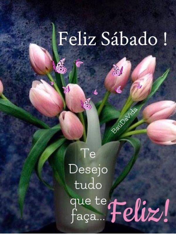desejo feliz sábado