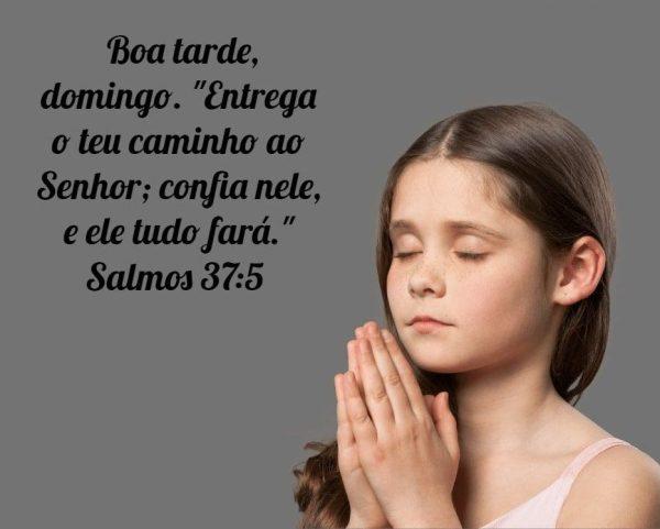boa tarde domingo nos braços do Senhor
