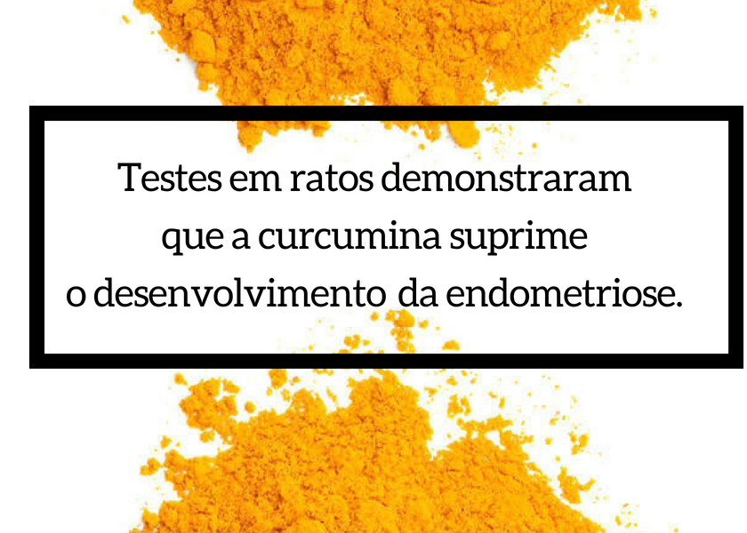Curcuma e endometriose