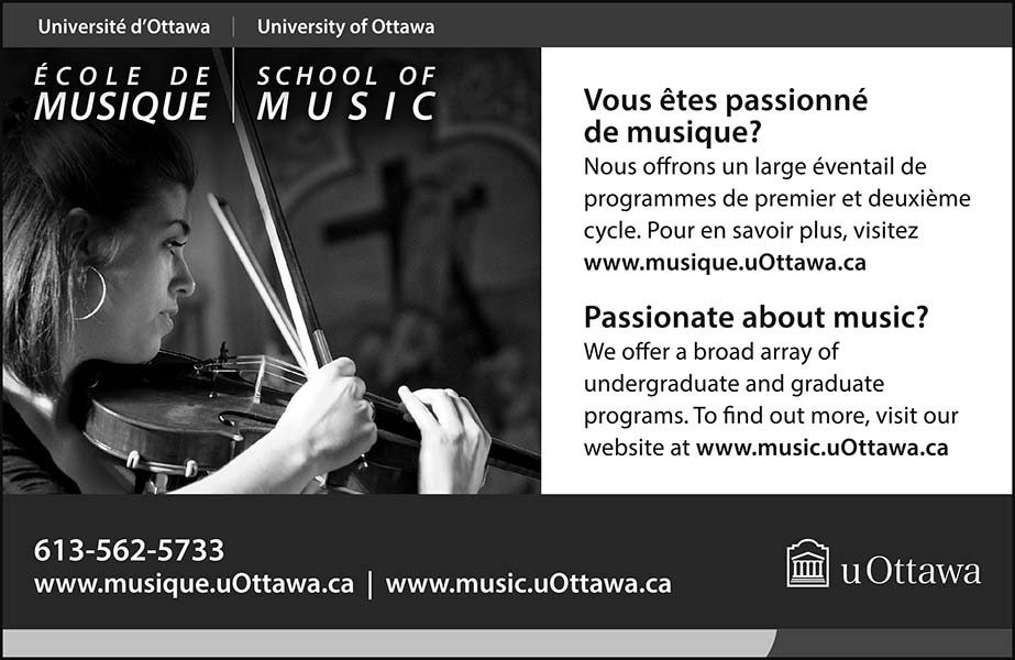 University of Ottawa - School of Music