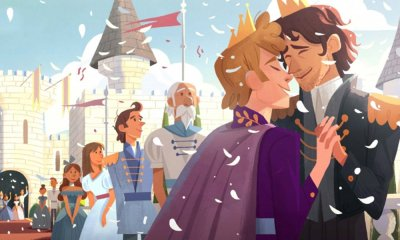 'Prince & Knight' is the queer-friendly storybook you've always wanted