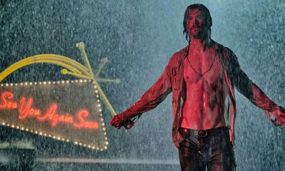 A shirtless Chris Hemsworth is exactly what you need in 'Bad Times at the El Royale' trailer
