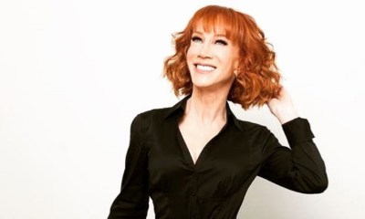 Kathy Griffin is being honoured by West Hollywood for her LGBTQ activism
