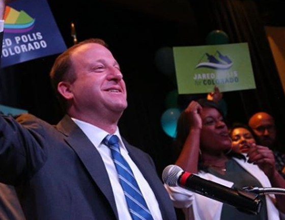 America just elected its first openly gay governor