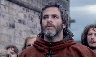 How to see Chris Pine's 'big soldier' in 'Outlaw King'