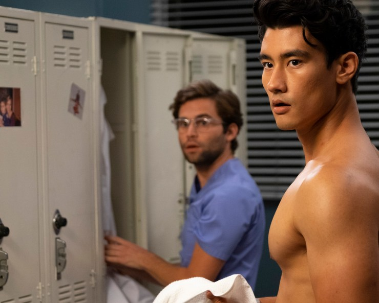 Here's all the 'Grey's Anatomy' gayness you need to remember before tonight's winter premiere
