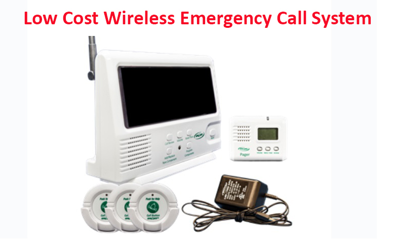 Low Cost Home Monitoring