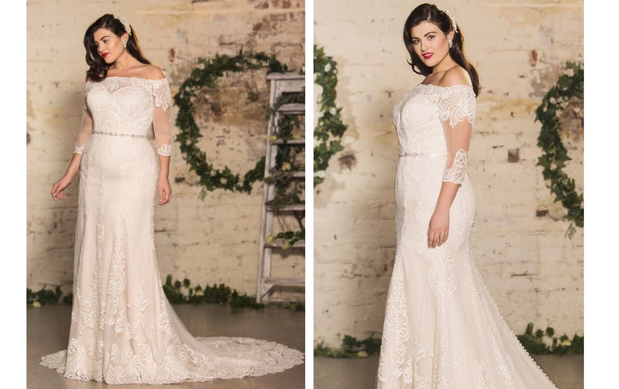 Bianca – True Brides Curves Collection