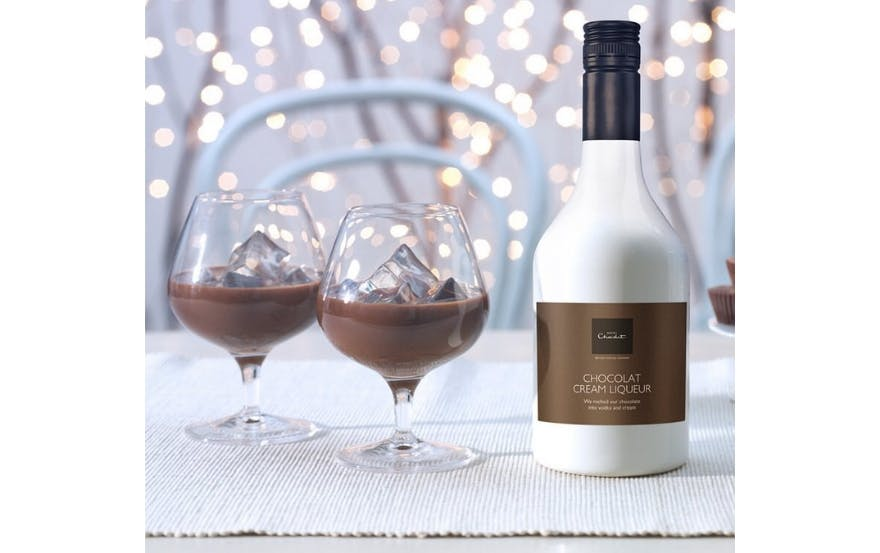 Valentine's Day Gift #2: Chocolat Cream Liqueur