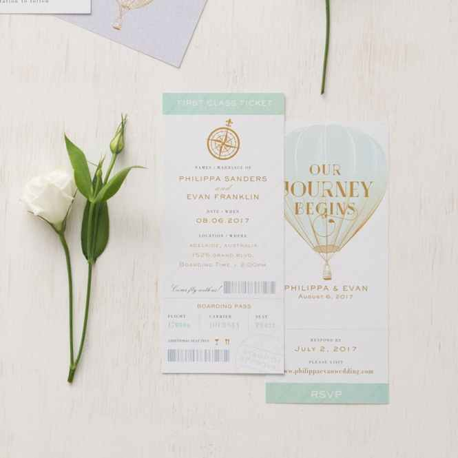 Vintage Wedding Invitations 15 Beautiful Examples To