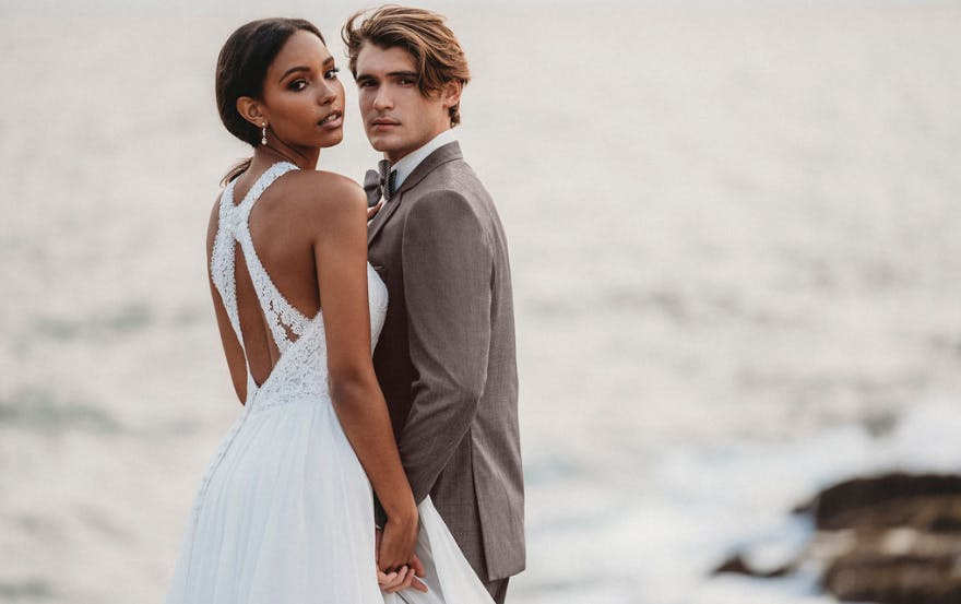 See the Gorgeous New Spring 2019 Collection from Allure Bridals