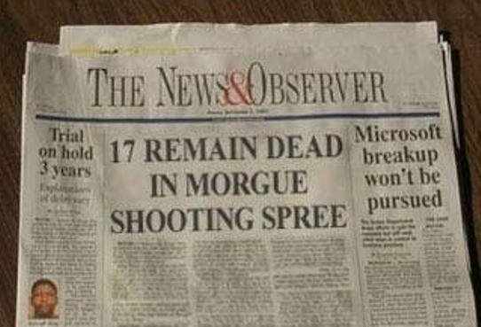 funny newspaper headlines nostalgia and now