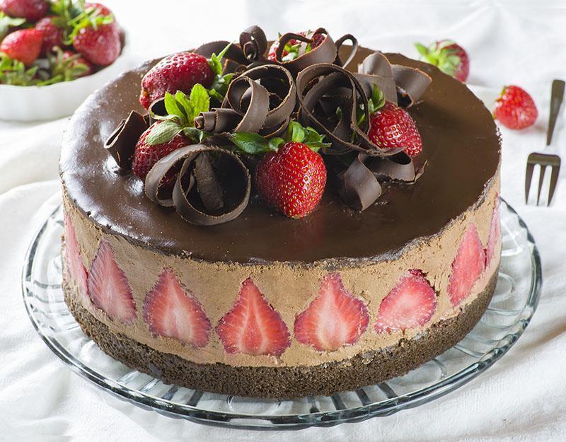 Ultimate Strawberry Shortcake