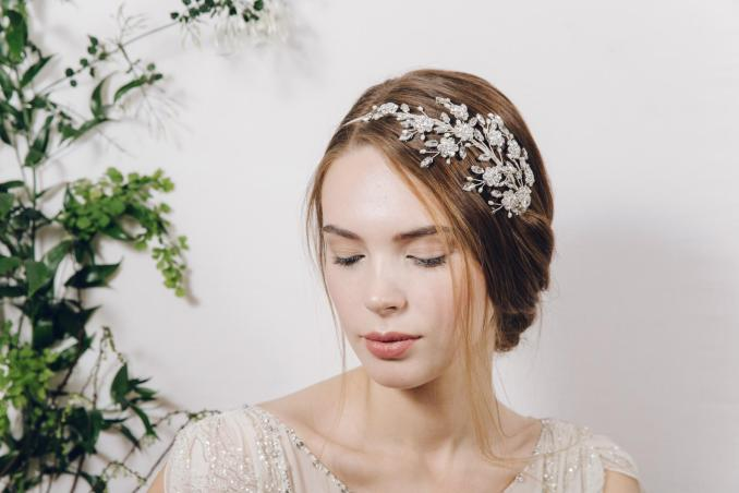 awards finalist unveils new hair accessories - collections
