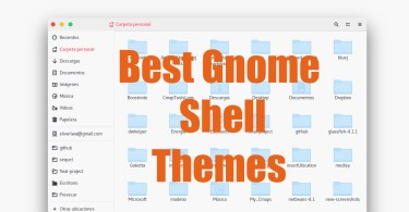 Best Gnome Shell Themes