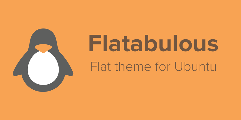 Install Flatabulous Theme And Icons On Ubuntu And Derivatives