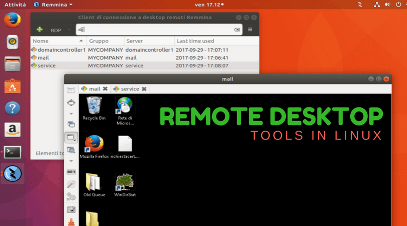 List Of 7 Best Remote Desktop Tools In Linux | Omgfoss com
