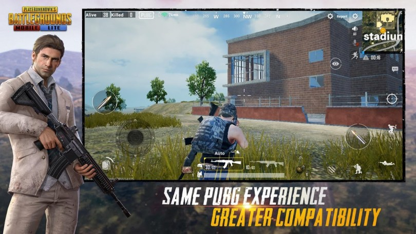 PUBG MOBILE LITE Beta Released For Low Specs Android Phones