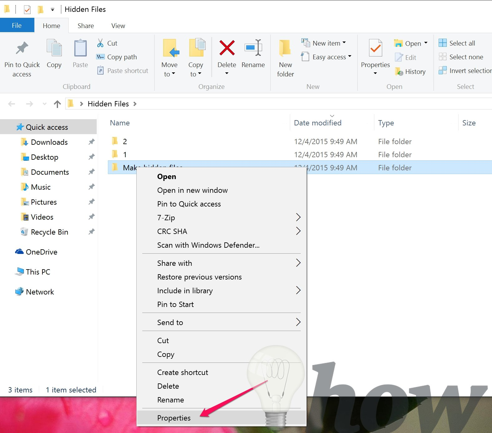 How To Show Hide Hidden Files Amp Folders In Windows 10