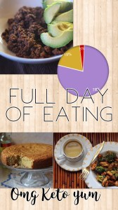 Full Day of Eating Keto