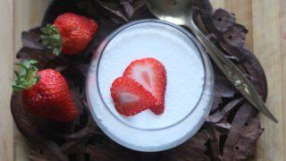 Keto Panna Cotta: Strawberry, Key Lime, Dairy Free