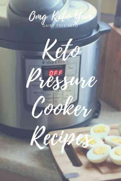 keto pressure cooker recipes