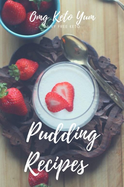 keto pudding recipes