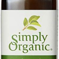 Simply Organic Almond Extract, Certified Organic, 4-Ounce Container