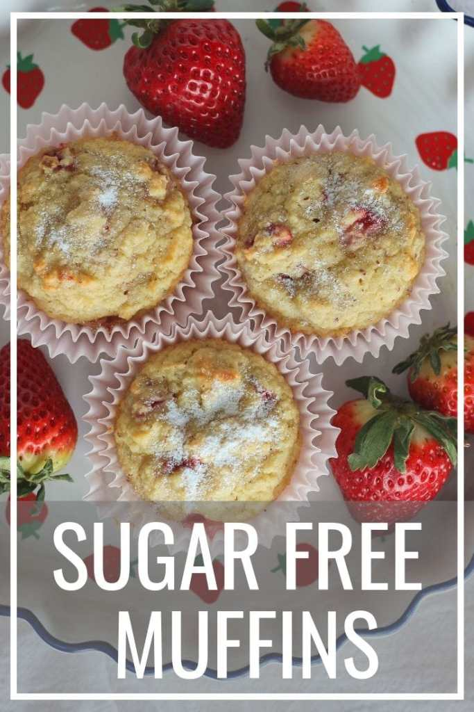 These sugar free muffins are perfect to help maintain a healthy keto diet.