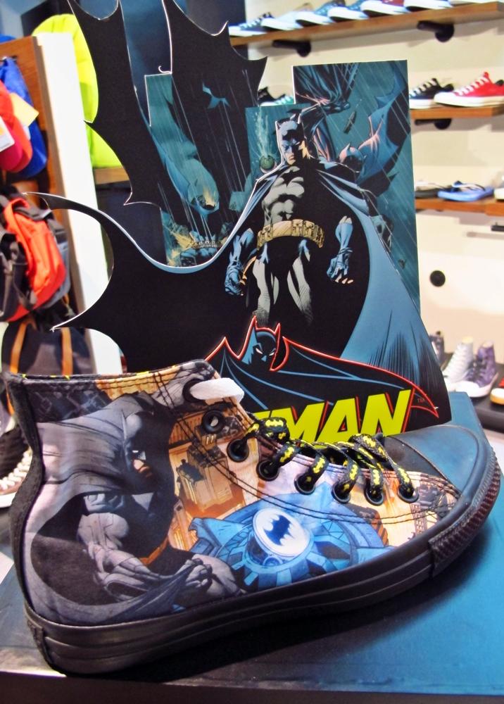 Batman Stand