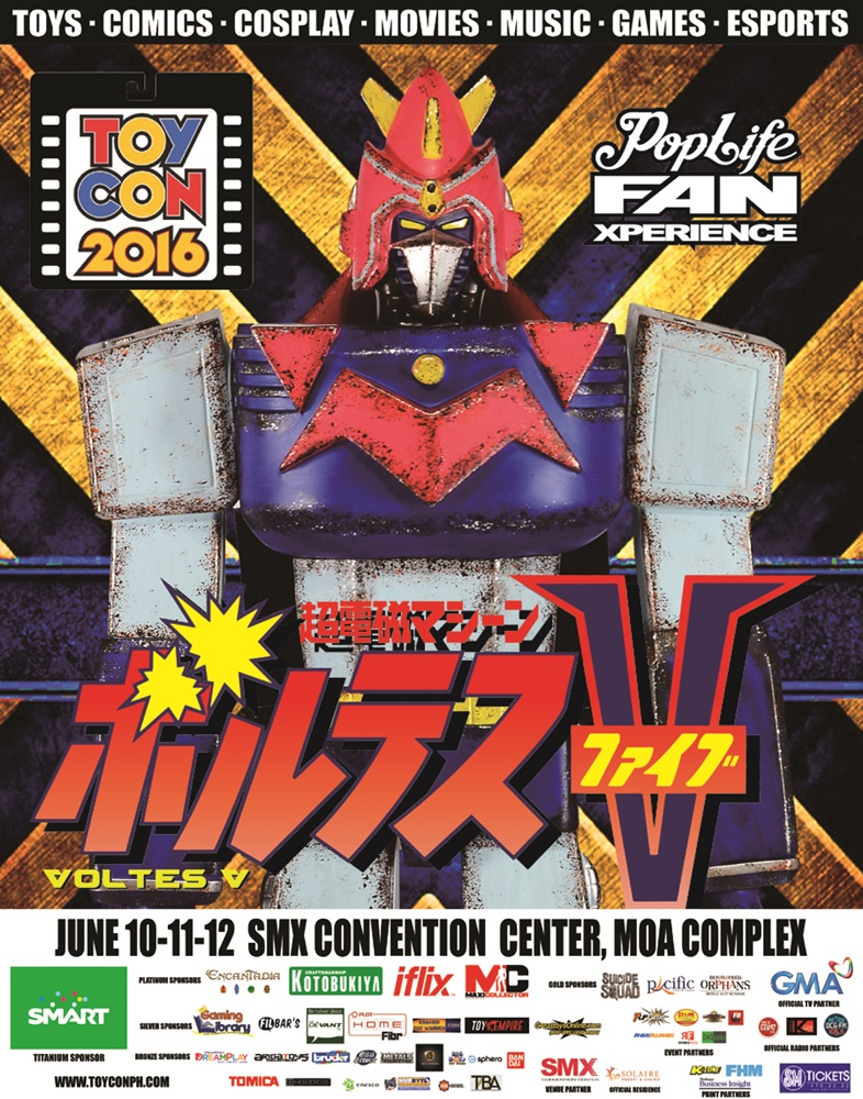 TOYCON 2016 POSTER