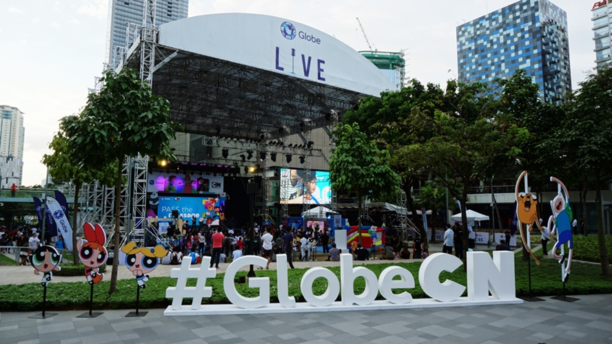Fun-Filled Weekend with Globe x Cartoon Network