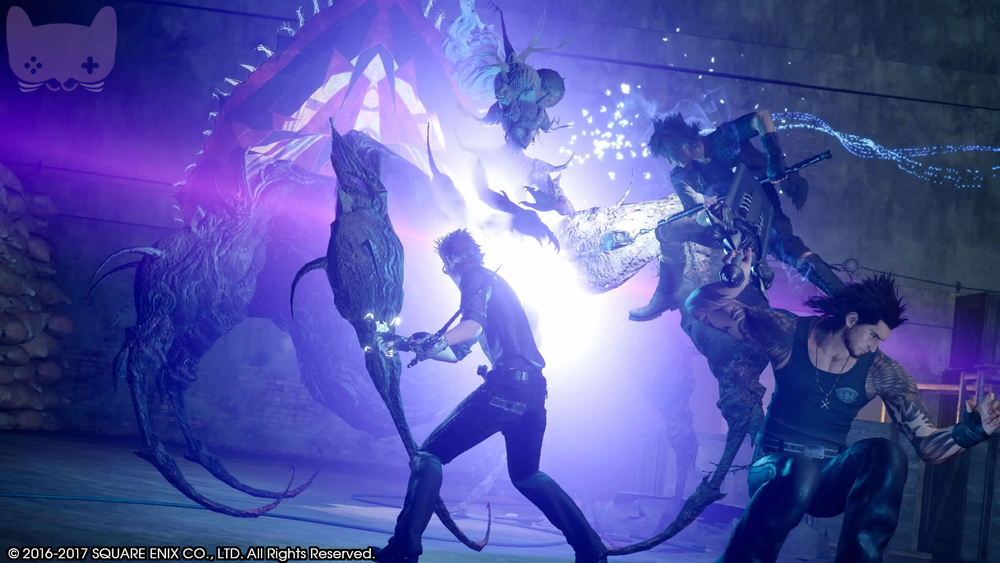 OMGluie Game Review: Final Fantasy XV (PS4) |