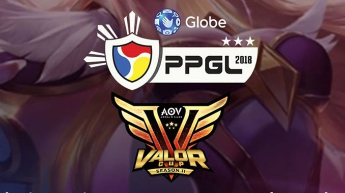 Globe Brings Valor Cup Back to PH |