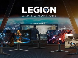 Lenovo Legion Unveils Five New Value-For-Money Gaming Monitors
