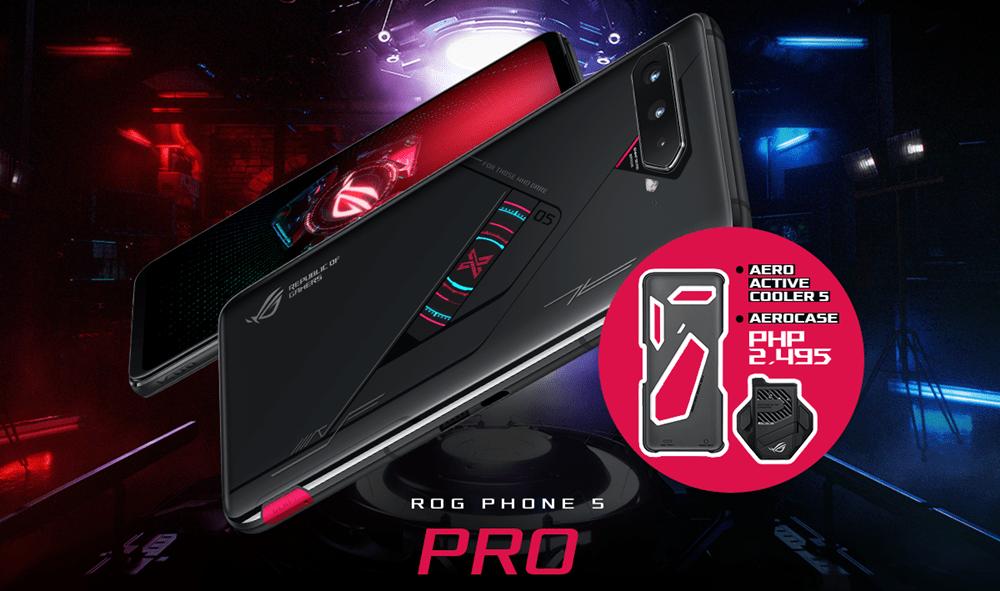 ROG Phone 5 Pro Specs, Price, & Availability