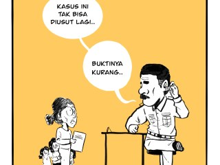 Comic: Sesuai Prosedur, Ndan!