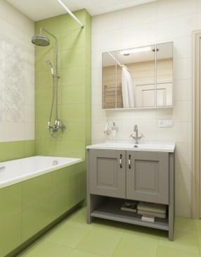Ванная комната первого этажа