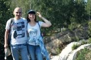 Мы с женихом :)