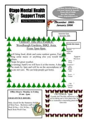 thumbnail of Newsletter December 2005