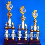 Jual Piala Trophy Marmer Kaki 2 Untuk Kejuaraan Bergilir