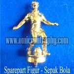 Sparepart Bahan Piala Trophy Plastik - Figur Sepak Bola Futsal