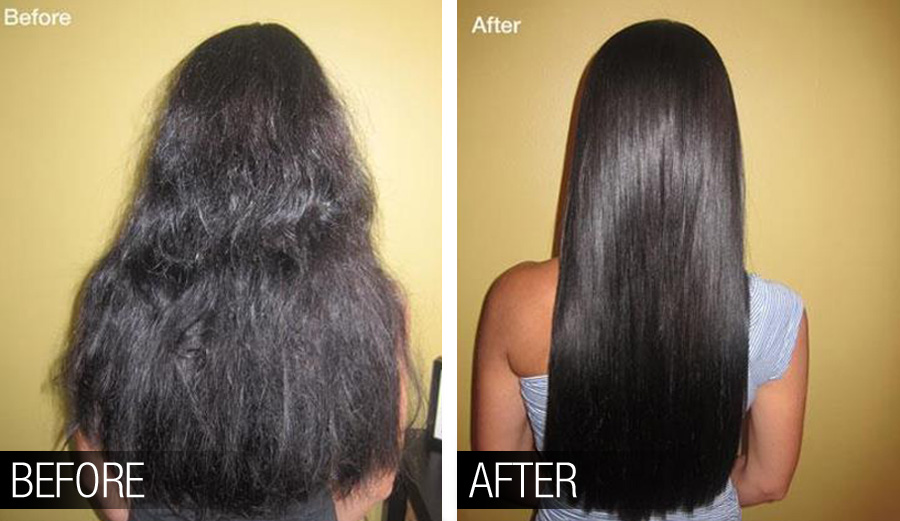 16 Home Remedies For Perfect Hair Straightening Healthy