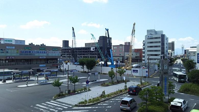 プラウド近江八幡-JR近江八幡駅徒歩1分