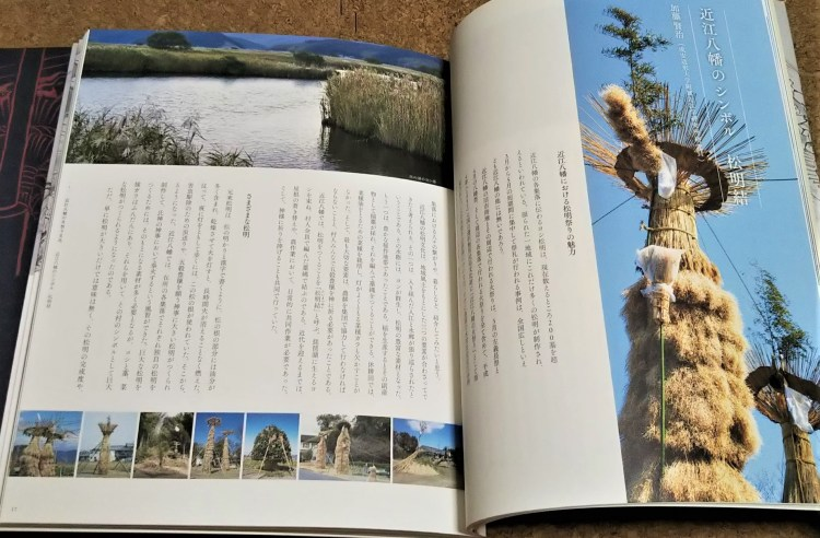 松明・結の伝統-近江八幡の火祭り文化